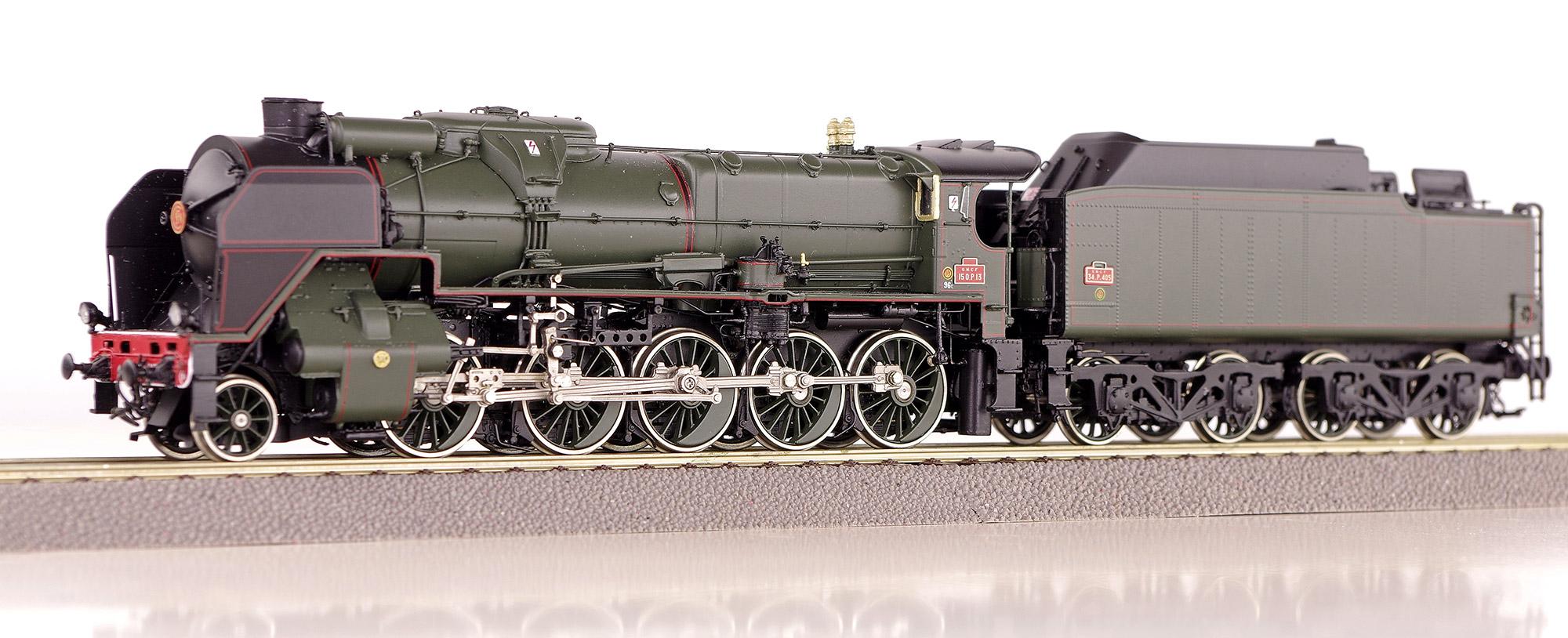 модель BRASSTRAINS 15004-95