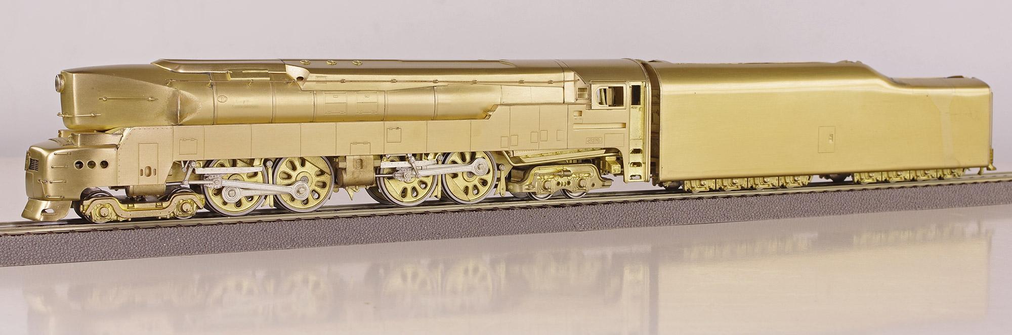 модель BRASSTRAINS 15007-95