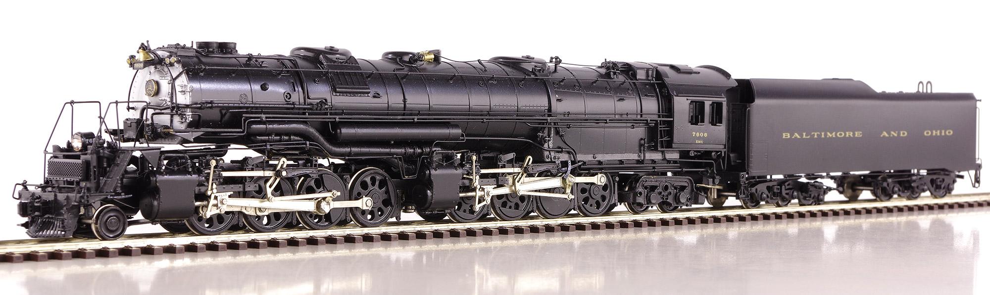 модель BRASSTRAINS 15014-95