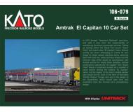модель KATO 106079