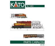 модель KATO 25200