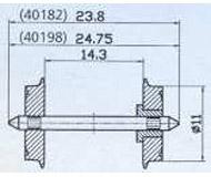 модель ROCO 40198