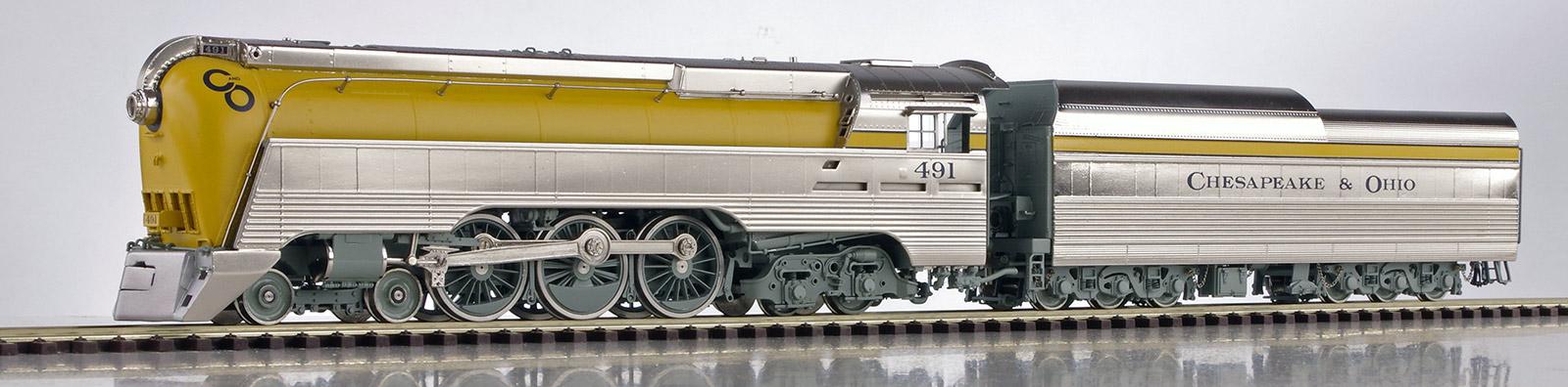 модель TRAIN 15041-85