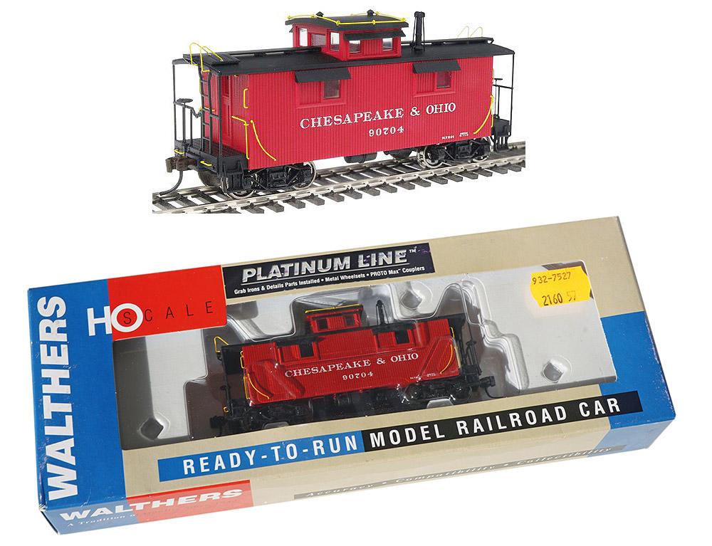 модель TRAIN 20236-85