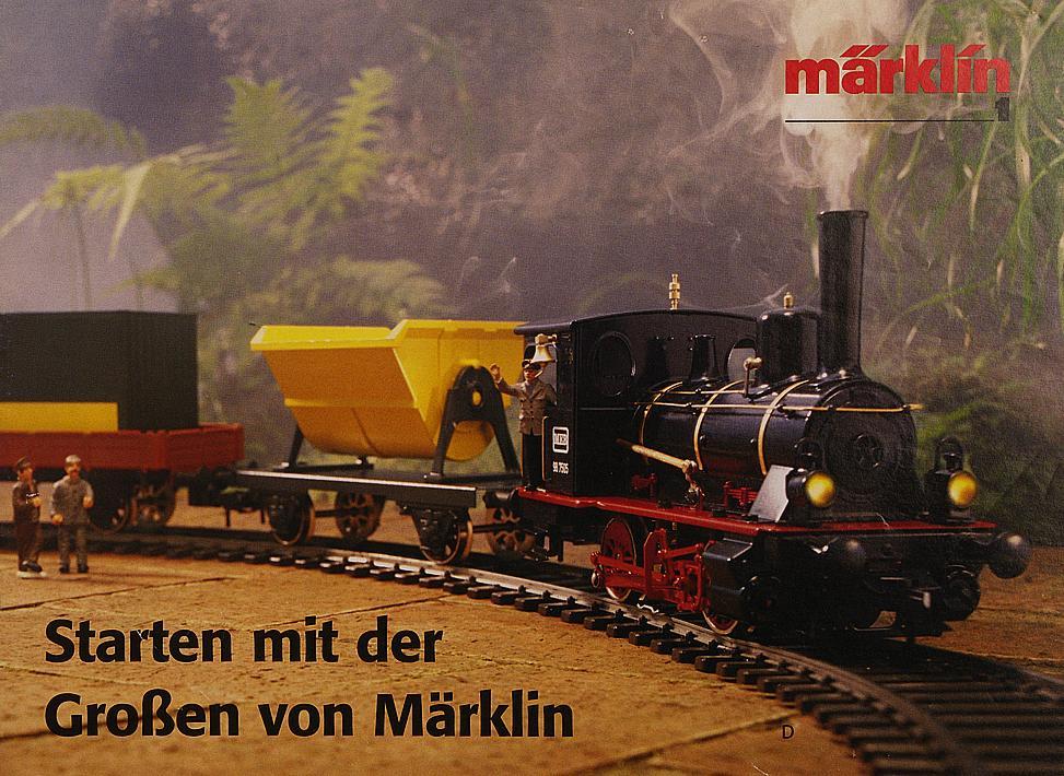 модель TRAIN 6307-53