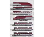 модель TRAIN 17452-85