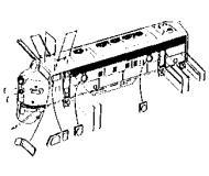 модель WALTHERS 933-822